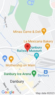 Map of Multi Family Home on 10 Balmforth Avenue,Danbury, CT