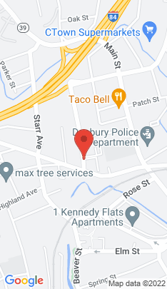 Map of Condo Home on 1 Farview Avenue,Danbury, CT