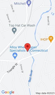 Map of Condo Home on 1 Beaver Brook Road,Danbury, CT