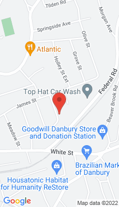 Map of Multi Family Home on 3 Auburn Street,Danbury, CT