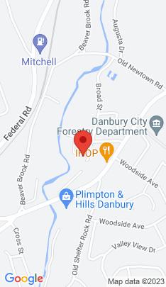 Map of Single Family Home on 11 Edgewater Circle,Danbury, CT