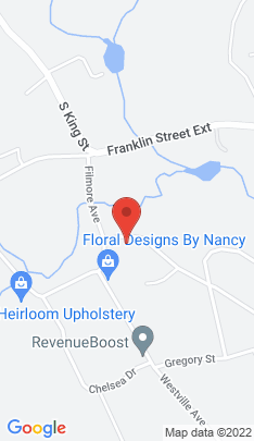Map of Single Family Home on 28 Topfield Road,Danbury, CT