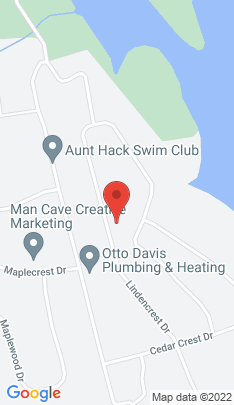 Map of Single Family Home on 12 Lindencrest Drive,Danbury, CT