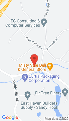 Map of Multi Family Home on 45 Berkshire Road,Newtown, CT