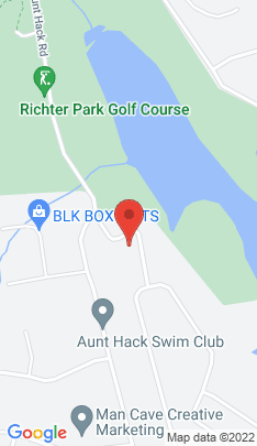 Map of Single Family Home on 1 Lakecrest Drive,Danbury, CT