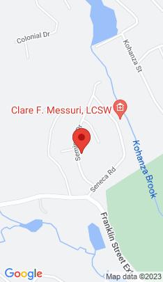 Map of Single Family Home on 7 Seminole Drive,Danbury, CT