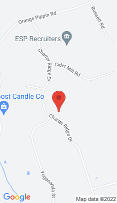 Map of Single Family Home on 48 Charter Ridge Drive,Newtown, CT
