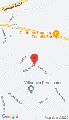 Map of Single Family Home on 17 Adams Drive,Bethel, CT