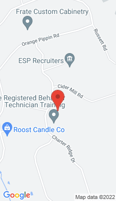 Map of Single Family Home on 54 Charter Ridge Drive,Newtown, CT