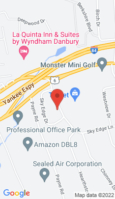 Map of Single Family Home on 12 Sky Edge Drive,Bethel, CT