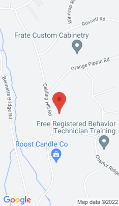 Map of single family home on 26 Gelding Hill Road,Newtown, CT