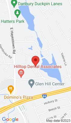 Map of Single Family Home on 9 Apple Blossom Lane,Danbury, CT