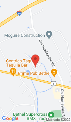 Map of Condo Home on 506 Copper Square Drive,Bethel, CT