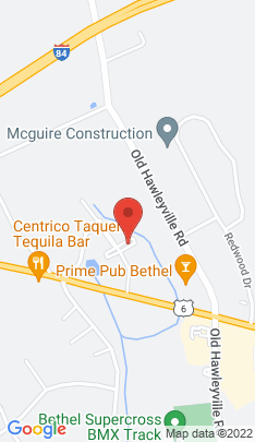 Map of Condo Home on 319 Copper Square, #319 Drive,Bethel, CT