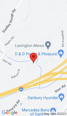 Map of Condo Home on 39 Cambridge Drive,Danbury, CT
