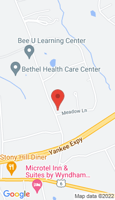 Map of Single Family Home on 11 Vail Road,Bethel, CT