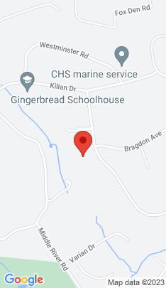 Map of Single Family Home on 66 Judith Drive,Danbury, CT