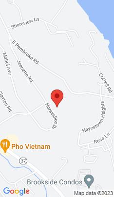 Map of Single Family Home on 27 Horseshoe Drive,Danbury, CT
