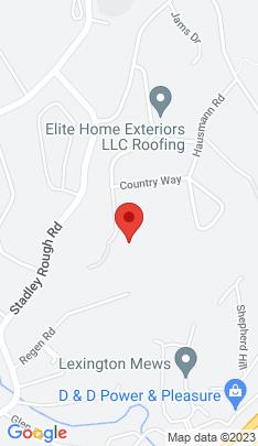 Map of Single Family Home on 24 Fairway Drive,Danbury, CT