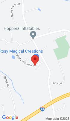 Map of Condo Home on 14 Walnut Lane,Brookfield, CT