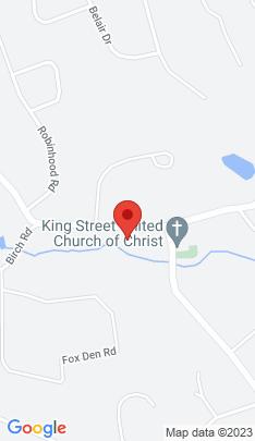 Map of Single Family Home on 48 King Street,Danbury, CT