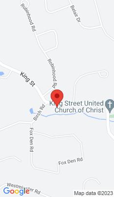 Map of Single Family Home on 56 King Street,Danbury, CT