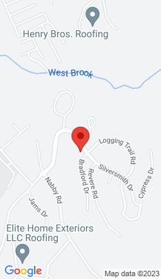 Map of Condo Home on 1102 Bradford Drive,Danbury, CT