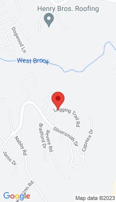 Map of Condo Home on 1802 Pinnacle Way,Danbury, CT