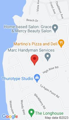 Map of Single Family Home on 18 Brighton Street,Danbury, CT