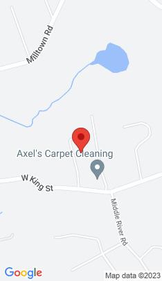 Map of Single Family Home on 113 King Street,Danbury, CT