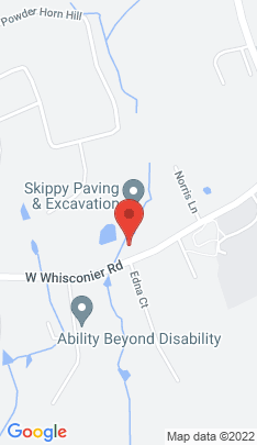 Map of Condo Home on 36 Whisconier Village,Brookfield, CT