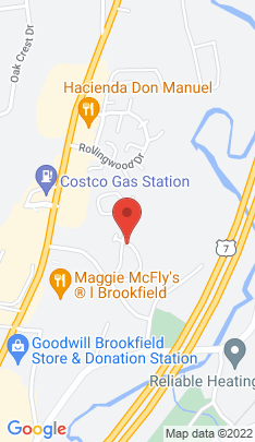Map of Condo Home on 79 Homestead Lane,Brookfield, CT