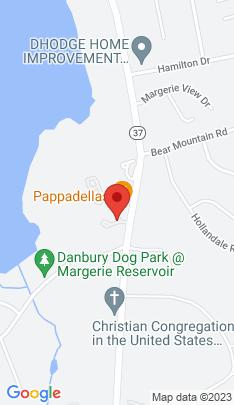 Map of Condo Home on 136 Pembroke Road,Danbury, CT