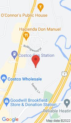 Map of Condo Home on 116 Homestead Lane,Brookfield, CT