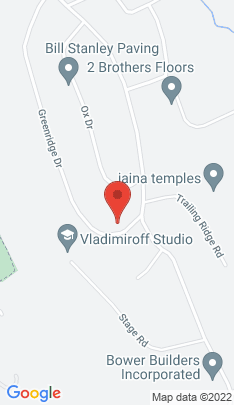 Map of Single Family Home on 3 Greenridge Drive,Brookfield, CT