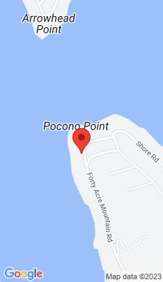 Map of Single Family Home on 26 Pocono Point Road,Danbury, CT