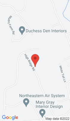 Map of Single Family Home on 40 High Ridge Road,Brookfield, CT