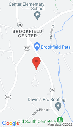 Map of Single Family Home on 4 Aramon Circle,Brookfield, CT