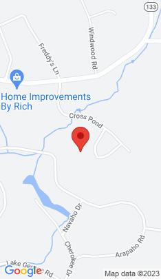 Map of Single Family Home on 4 Tree Farm Lane,Brookfield, CT