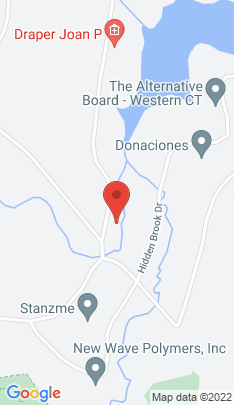 Map of Single Family Home on 3 Cove Road,Brookfield, CT