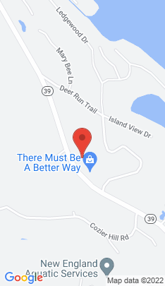 Map of Single Family Home on 49 Route 39 ,Sherman, CT