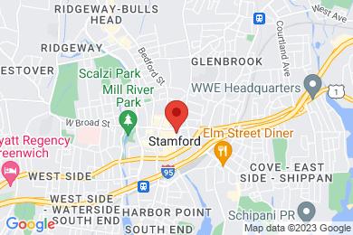 Map of Biltmore Condominium Complex, in Stamford CT