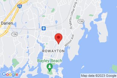 Map of Thomas Place Condominium Complex, in Norwalk CT