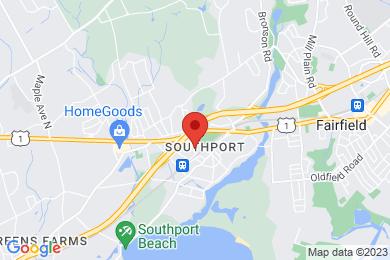 Map of Southport Villa Condominium Complex, in Fairfield CT