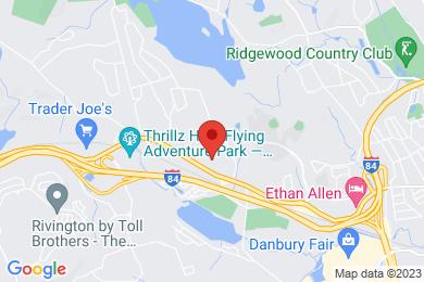 Map of Westwood Village Condominium Complex, in Danbury CT