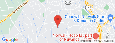 Map of Twin Ledge Condo Complex, in Twin Ledge Rd Norwalk CT