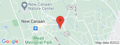 Map of Graystone Condo Complex, in Lakeview Ave New Canaan CT
