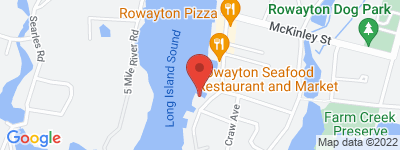 Map of Oyster Wharf Condo Complex, in 65 Rowayton Ave Norwalk CT