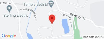 Map of Doral Farm Condo Complex, in Doral Farm Rd Stamford CT