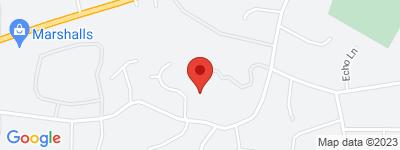 Map of Bradley Commons Condo Complex, in Bradley Ln Westport CT